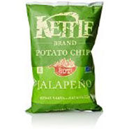 Kettle Chips Jalapeno