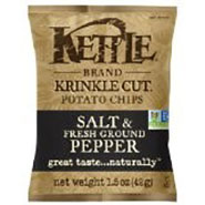 Kettle Chips Salt & Fresh Ground Pepper