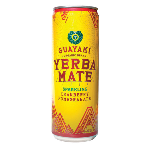 Guayaki Cranberry Pomegranate