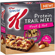 Special K Protein Trail Mix Fruit & Nut Bar