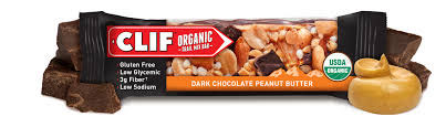 Clif Organic – Dark Chocolate Peanut Butter